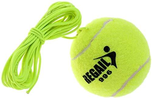 Tennis Ball en String Vervanging Voor Tennis Trainer Geweldig voor Indoor en Outdoor Tennis Praktijk