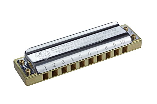 Hohner Marine Band Crossover 20 en Tonalité C
