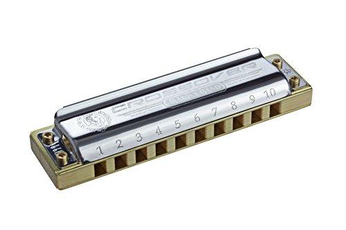 Hohner M2009016X Harmonica Marine Band Crossover - Do