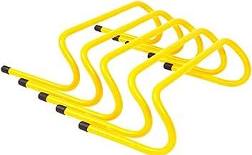 Trademark Innovations Speed Training Hurdles (Pack of 5)