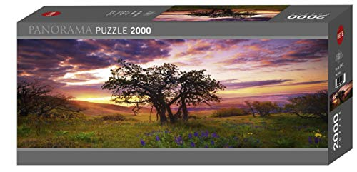 Heye 29472 - Panorama Puzzles 2000 Teile Oak Tree