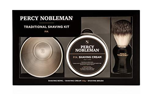 Percy Nobleman Kit Traditionnel de Rasage, Un Coffret...