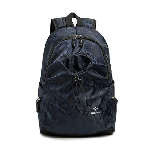 ghig Sac à Dos Japon Et Corée du Sud Hommes Voyage Voyage Oxford Student Bags Filles Sacs à Dos Sacs à Dos Bleu