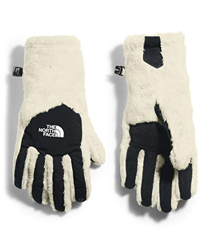 The North Face Osito Etip Gloves Vintage White XS