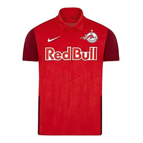 Red Bull Salzburg International Home Camiseta 20/21, Hombres X-Large - Original Merchandise
