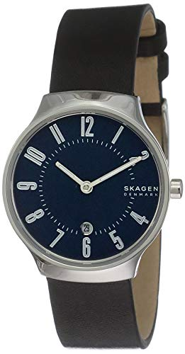 Skagen Women's Grenen Blue Dial Watch - SKW2807