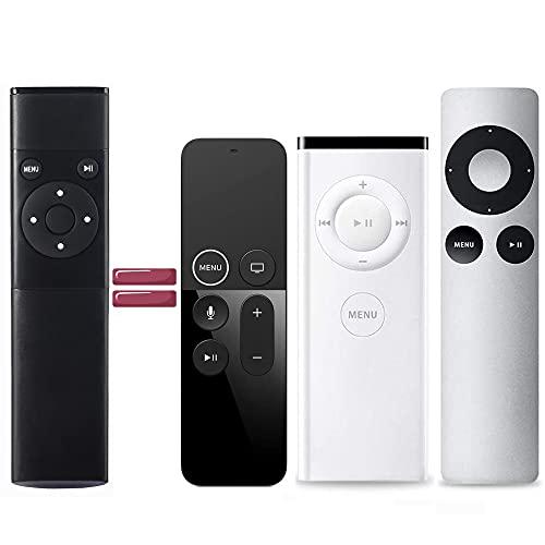 MC377LL/A Telecomando sostituito per Apple 2/3 TV Box A1156 A1427 A1469 A1378 A1294 MD199LL/A MC572LL/A MM4T2AM/A MM4T2ZM/A MacBook iPhone iPad iPod Dock Universal Music System con porta IR