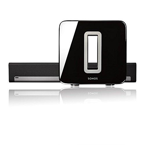 Sonos 3.1 Heimkino Set | System mit einer PLAYBAR und einem SUB