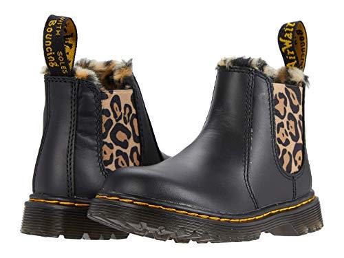 Leonore Faux Fur Chelsea Boots