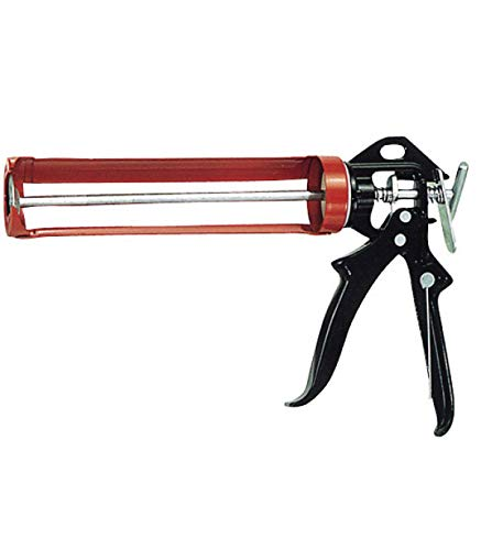 WOLFPACK LINEA PROFESIONAL 2320185 Pistola Silicona Roja/Negra