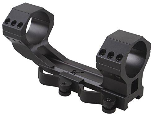 20 mm poignée de transport 4 16 Weaver Picatinny Rail Mount Scope Laser Airsoft AEG UK M
