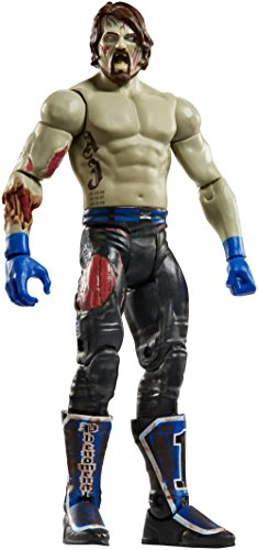 WWE DXG73 Zombies AJ Styles, Multicolor
