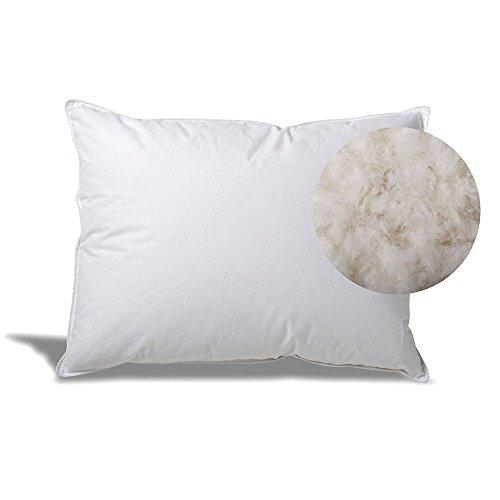 eLuxurySupply Hotel White Goose Down Pillow,...