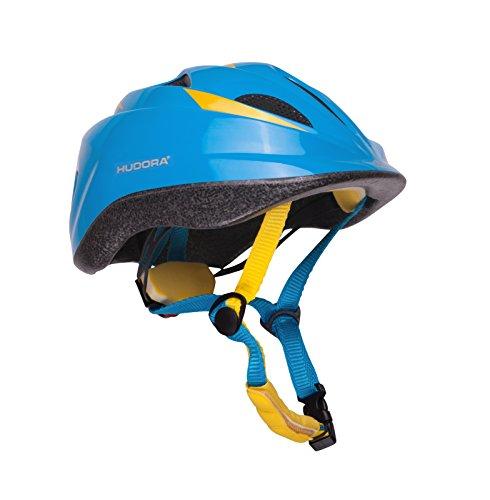 HUDORA Fahrrad-Helm Kinder Roller, blau, Gr. 48-52, 84081