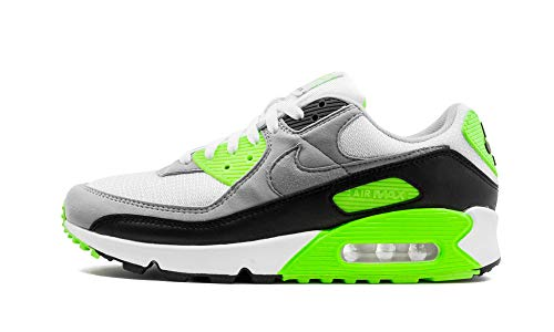 Nike Air Max 90 Running Shoe Mens Cw5458-100 Size 9