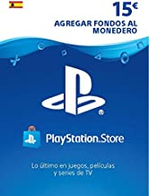TARJETA PSN CARD 15€ | Código de descarga PSN - Cuenta española