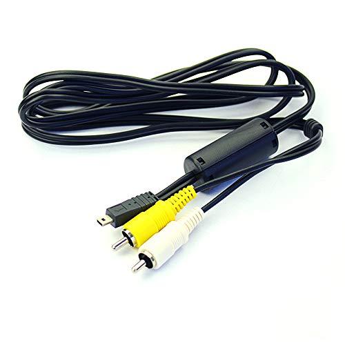 Cable vídeo para Sanyo Xacti VPC-E10 / Xacti VPC-E60 / Xacti VPC-E7 / Xacti VPC-E6 / VPC-E1500TP Cable Video