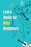 Learn violin for Kids beginners: Blank Sheet Music Composition and Notation Notebook,Play Violin Today,Finger Exercises for Violin,String Orchestra Violin( 6'×'9 with 110 Pages )