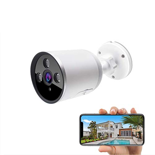 GH DYNAMICS Outdoor WiFi Security Camera