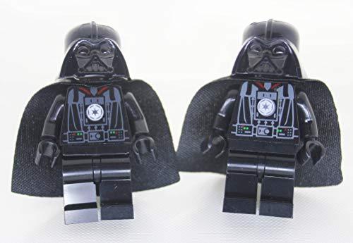 Yosgift Handmade Novelty Star Wars Darth Vader Cufflinks with Velvet Pouch Man Gift