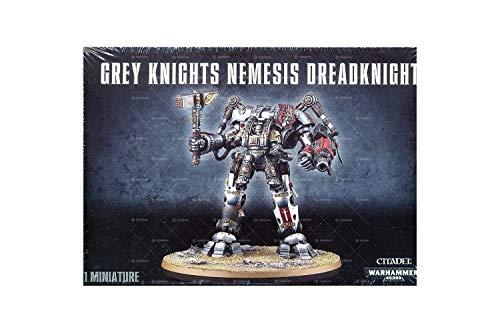 Warhammer 40k - Grey Knights Nemesis Dreadknight
