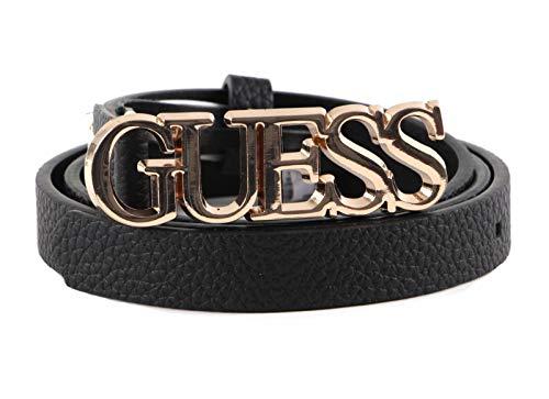 Guess Cintura uptown chic scritta logo H20 BW7424VIN20 black (M(95cm))