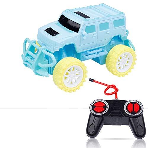 RC Off-Road Car, Cartoon Control Remement Race Car, Coches de juguete de control de radio de 2.4GHz para niños y niños pequeños, Drift Cool, Regalos para niños y niñas, por 3 4 5 6 7 años de edad