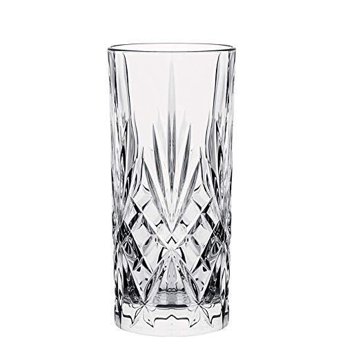 Pasabahce 9339 Timeless Bicchieri Long Drink, 45 cl, 4 unità