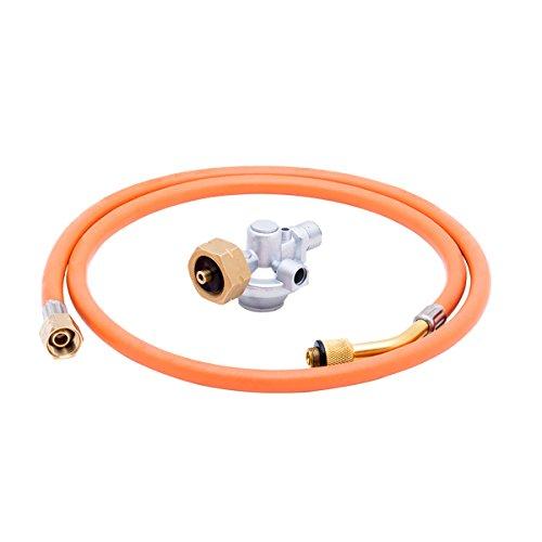 Cobb Grill Regulator Gas Flasche, Premier, orange, 60 x 5 x 5 cm, 67