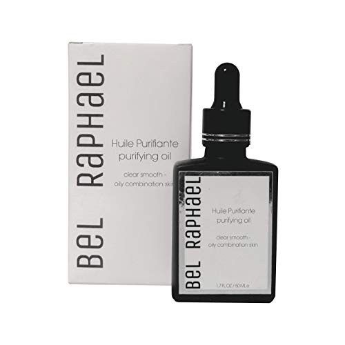 BEL RAPHAEL – Clear Smooth – Nettoyant et huile de nettoyage, 2 en 1, cosmétique naturel pour peaux mixtes grasses