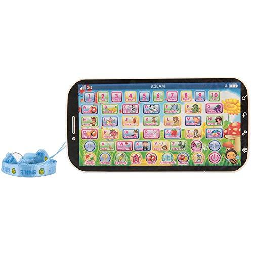 Baby Smart Handy Spielzeug Pädagogisches Handy Berühren Lernspielzeug für Kinder Frühkindliche Entwicklung Spielzeug für Kleinkinder