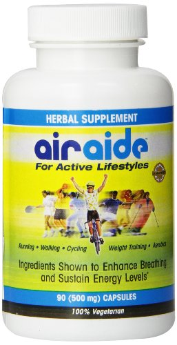 AirAide Echinacea Herbal Supplements, 90 Count