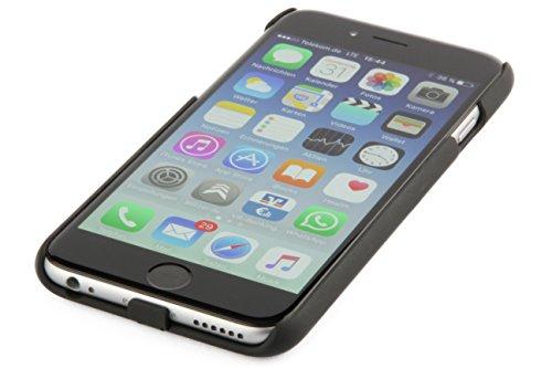 Maxfield Model 33100021, Wireless Charching Case Apple IPhone 6 Plus, ładowarka, etui ochronne, bezprzewodowe ładowanie, funkcja szybkiego ładowania, standard Qi, czarny