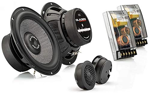 Gladen Audio RS 165 Generation G2 | 16cm Kompo Lautsprecher System