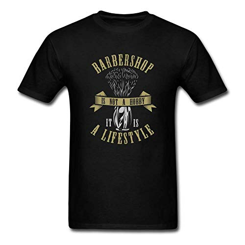 Barbershop - Its A Lifestyle Men's T-Shirt