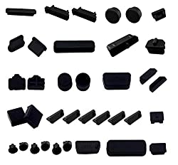 in budget affordable LAMPVPATH 36 Dust Plugs Dust plugs for connecting computers, 19 types of dust for connecting computers and laptops …