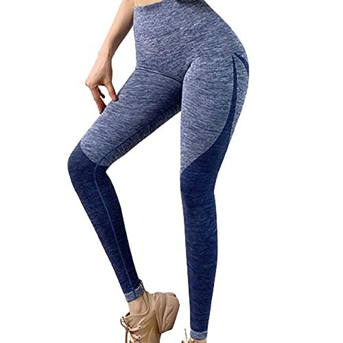 Shanji - Pantalones de yoga para mujer