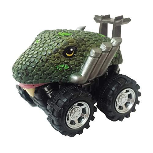 Wild Zoomies - Serpiente de Deluxebase. Camiones Monstruo de Juguete impulsados