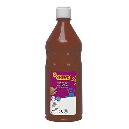 Jovi - Schilderij FINGER, 750 ml fles, bruin (56212)