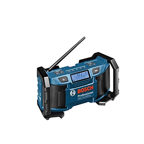 Bosch 601429970 - Radio inalámbrica profesional 14.4 / 18v