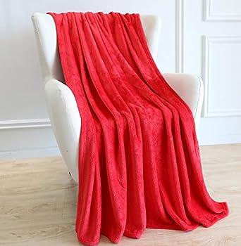 BAICOSE Flannel Fleece Throw Blanket 50