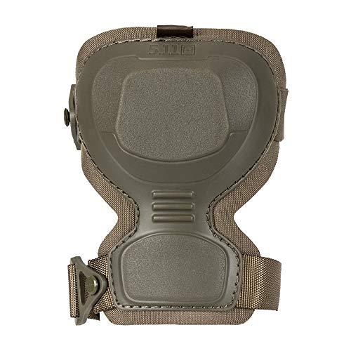 5.11 Tactical Mens Exo.K Gel Kneepad Reinforced with EVA Cushion, Ranger Green, One Size, Style 58679