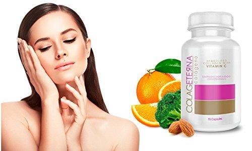 Colageterna - Exclusivo complemento de Colágeno Hidrolizado VERISOL® con Biotina, La Solución...
