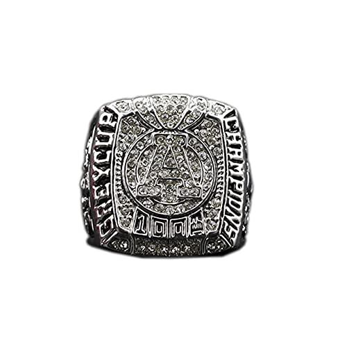 WSTYY 2012 CFL Toronto Gold Diggers 100th Anniversary Canadian Football Ring Campeonato campeones de Baloncesto Anillo de réplicas de Aficionados colección,Without Box,11#
