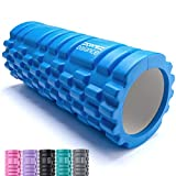 CORE BALANCE Foam Roller- Rullo in Schiuma per Il Massaggio Muscolare Profondo dei Tessuti, Massaggiatore per Trigger Point, Automassaggio Muscolare. Ideale per Fisioterapia Palestra Yoga Pilates