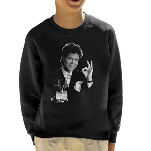 TV Times Cliff Richard TVT Award Kid's Sweatshirt