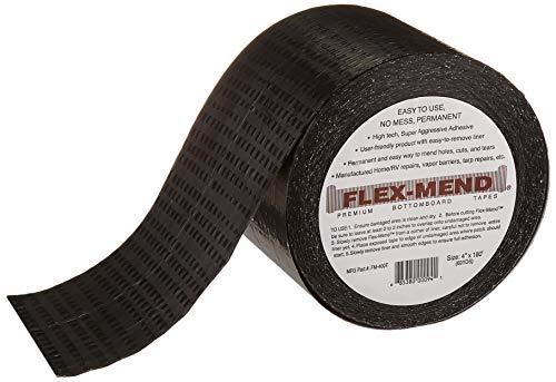 Flex Mend FM-400T Belly Pan Repair Bottom Board Repair Tape, 4