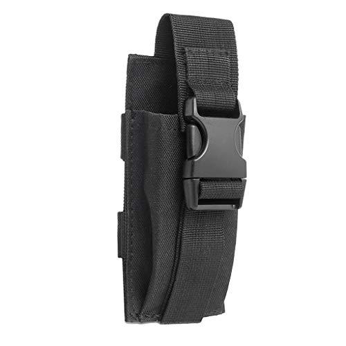 El plastico Holster Holder Cinturón Clip Bolsa para linterna LED antorcha con