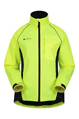 Mountain Warehouse Adrenaline Womens Jacket - for Cycling Yellow 12