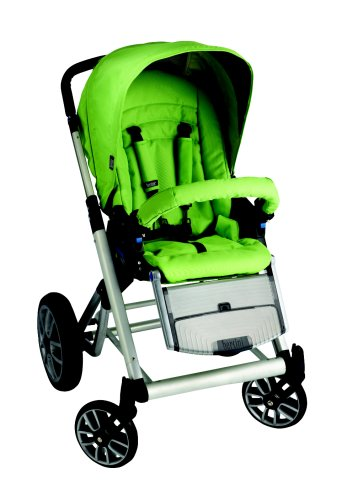 Bertini Far. Lime - Buggy X2 Automatic & Gliding Seat